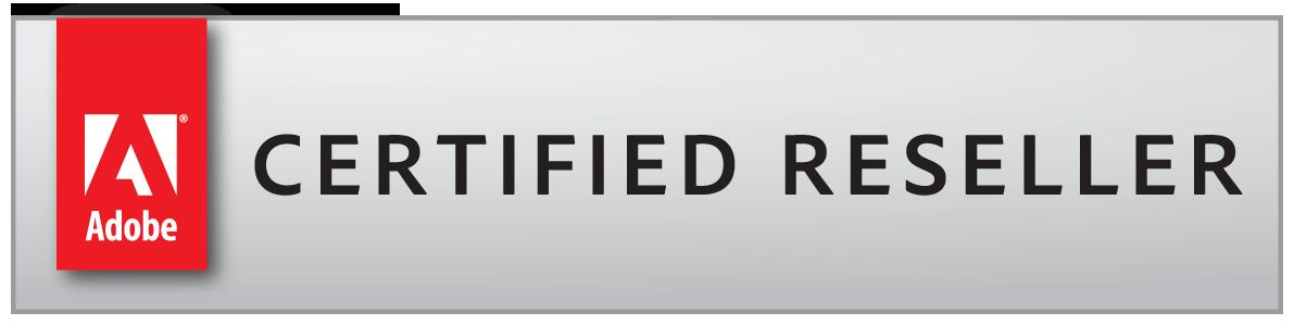 Adobe Certified Reseller - netzorange IT-Dienstleistungen