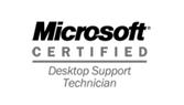 Zertifizierung - MCDST - netzorange IT-Dienstleistungen