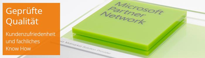 Zertifizierungen - netzorange IT-Dienstleistungen
