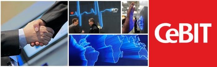 CeBIT 2014 - netzorange IT-Dienstleistungen