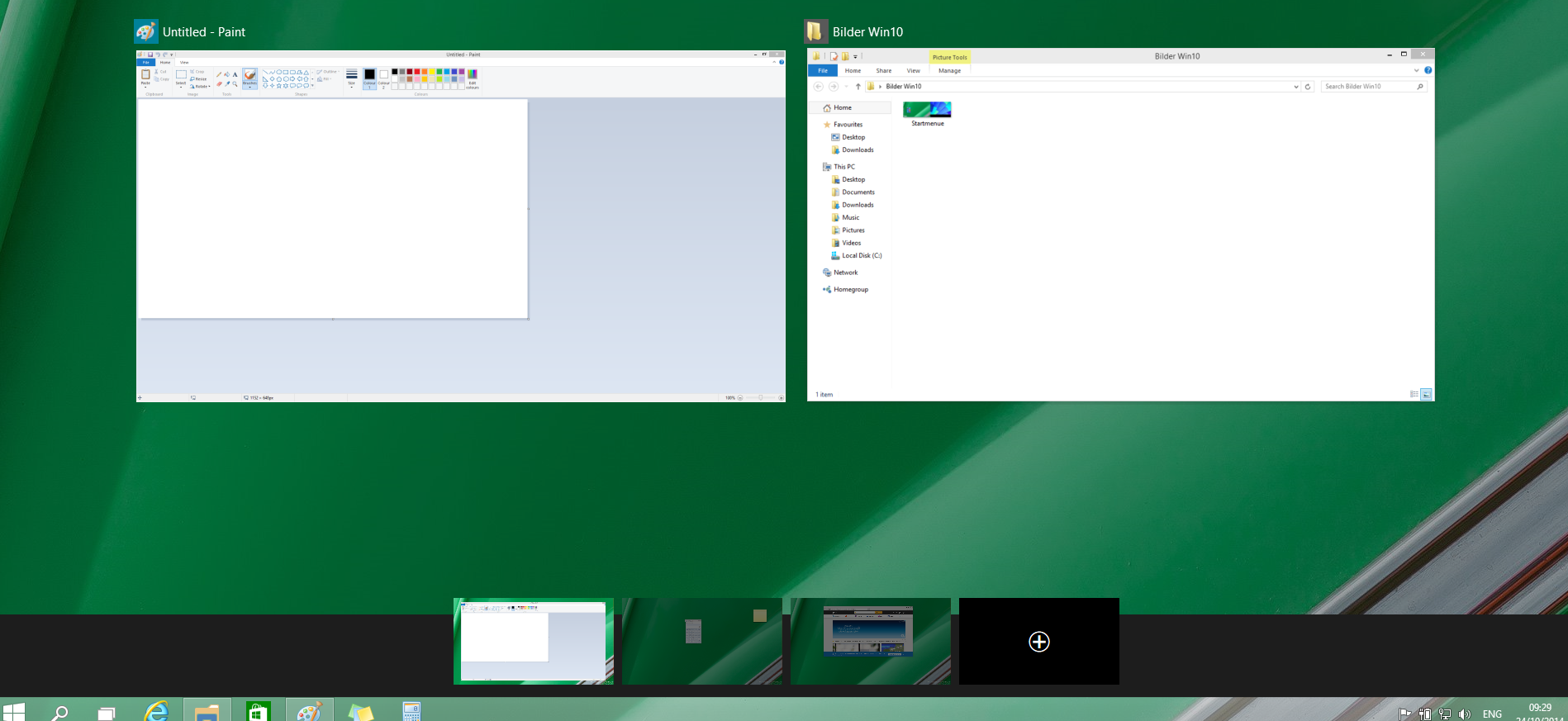 Windows 10 - netzorange IT-Dienstleistungen