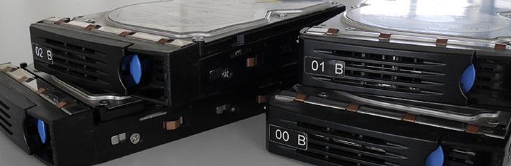 RAID - redundante Datenspeicherung