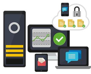 360 Grad IT-Dienstleistungen - netzorange IT-Dienstleistungen