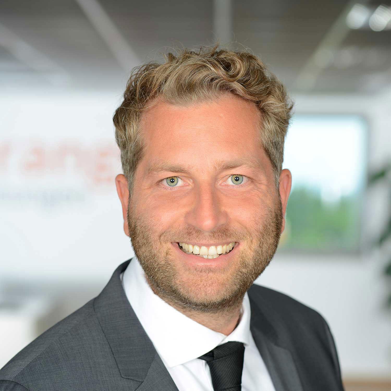 Geschäftsführer Daniel Dinter