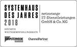 Zertifizierung - Bestes Systemhaus - netzorange IT-Dienstleistungen